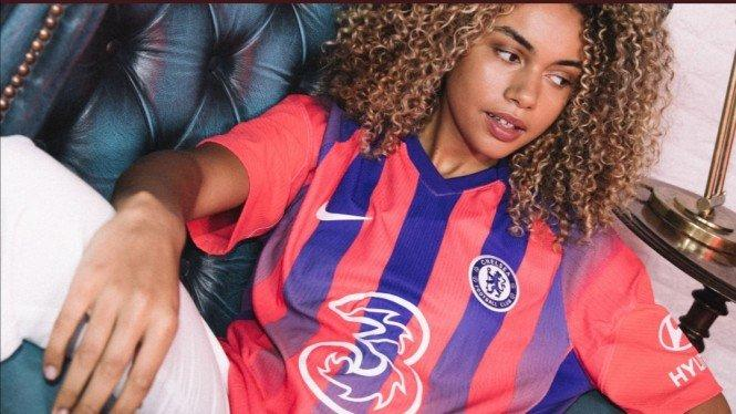 Crystal Palace Trending di Twitter Usai Chelsea Luncurkan Jersey