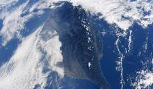 日本太空人第3度拍台 空拍圖曝光 高市府曬美照回應