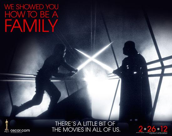 Exclusive: 2012 Oscars Celebrate 'The Empire Strikes Back'
