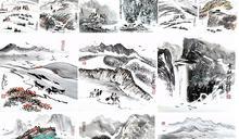 跟隨畫家劉玉社游新疆 一路走來一路景