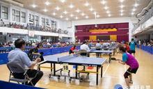 桃園市長盃桌球錦標賽開打 鄭文燦勉勵選手以球會友