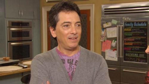 Scott Baio speaks with AccessHollywood.com's Laura Saltman, April 2013 -- Access Hollywood