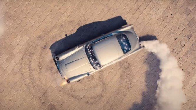 Daftar Mobil Keren yang Mejeng di Film James Bond No Time To Die