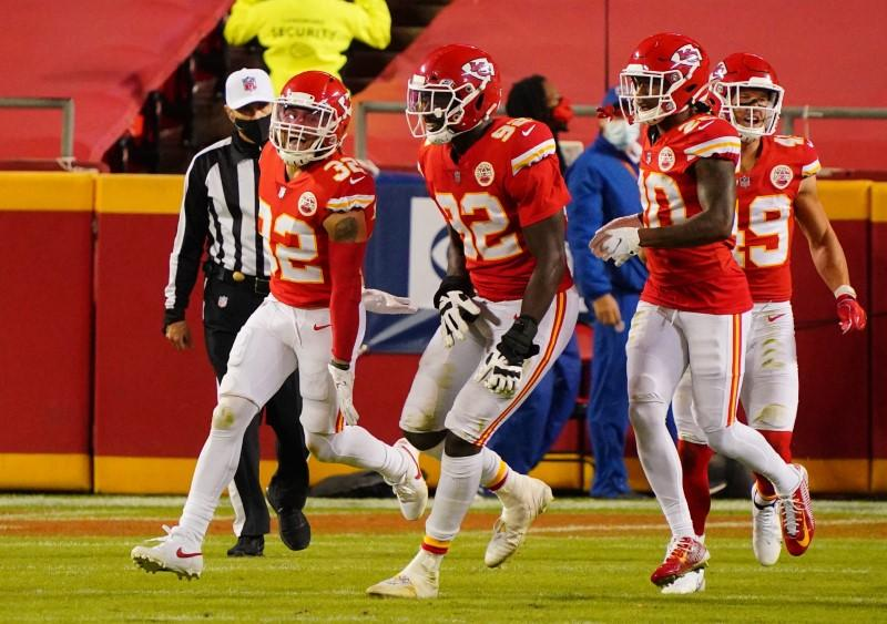 Report: Chiefs all negative following MNF vs Patriots