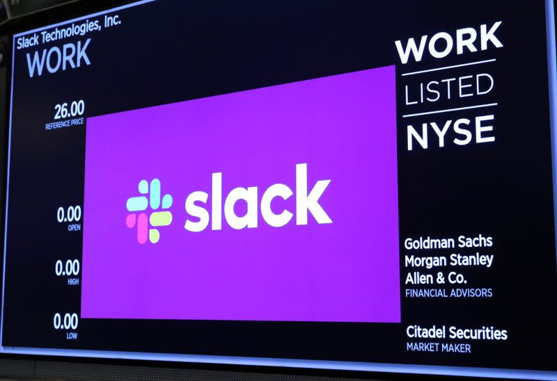 Slack says some users facing performance glitches on app