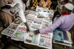 Krisis virus menumpuk tekanan pada media Afrika