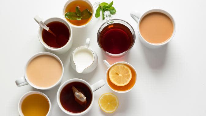 ilustrasi teh/Photo by Joanna Kosinska on Unsplash