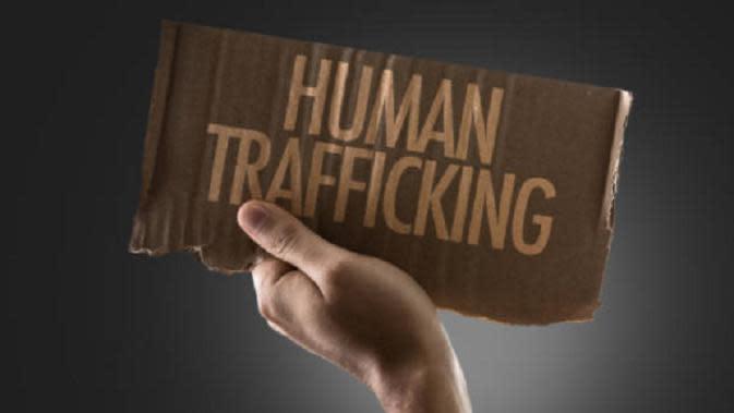 Ilustrasi perdagangan manusia (iStock)