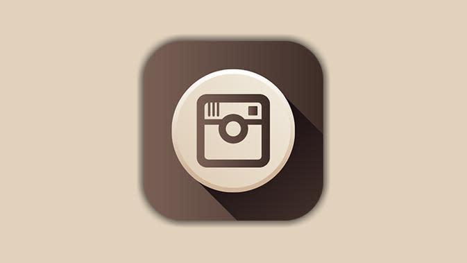 Ilustrasi Logo Instagram