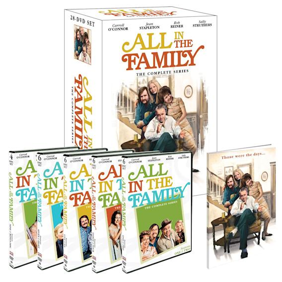 """All in the Family: The Complete Series"" (Shout! Factory)"