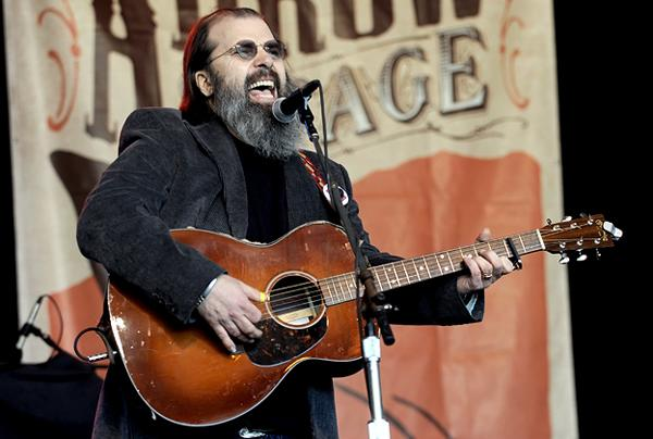 Steve Earle to Publish 'Book I Swore I Would Never Write'
