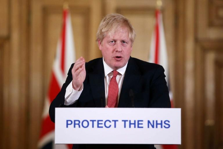 Johnson warned that Britain was only two or three weeks behind Italy