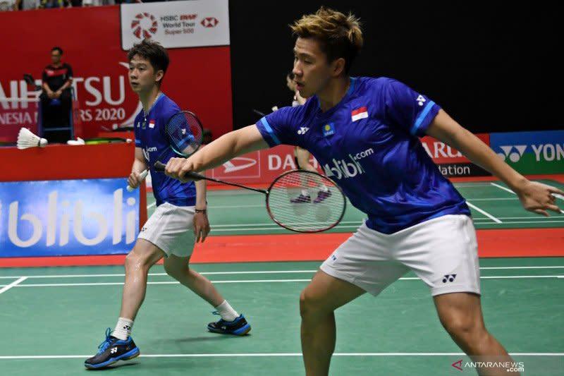 Ringkasan pertandingan, lima wakil Indonesia lolos ke semifinal