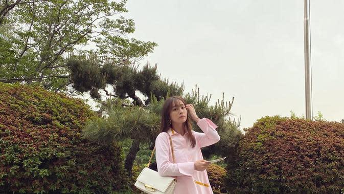 Lee Min Jung (Instagram/ 216jung)