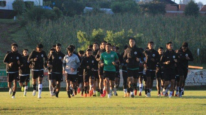 Indonesia Dilibas Bulgaria di Laga Perdana Turnamen Internasional