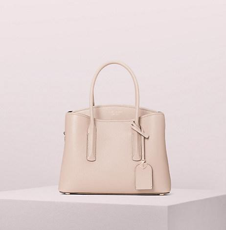 Margaux Medium Satchel. Image via Kate Spade.
