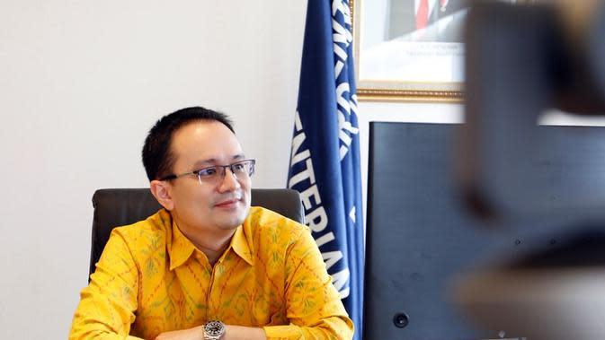 Wakil Menteri Perdagangan, Jerry Sambuaga. (Foto: Biro Humas Kemendag)