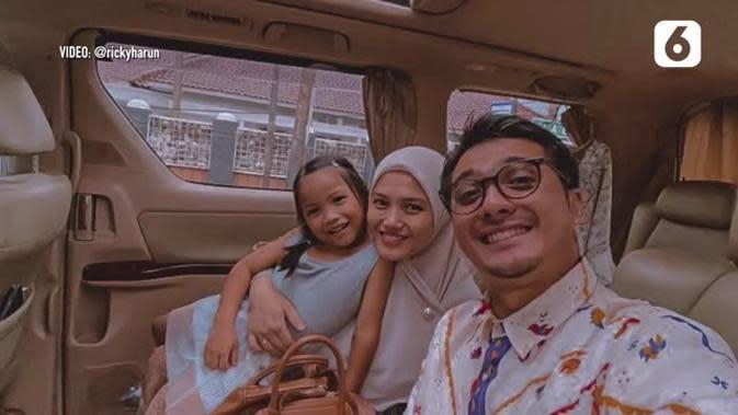 VIDEO: Selamat, Ricky Harun Dikaruniai Anak Keempat