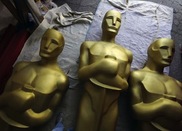 Oscars 2013 − Movieline Liveblogs The Oscars