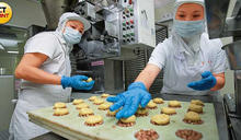 小英助眠法寶2/自日本引進煎餅機器 琢磨配方不停歇