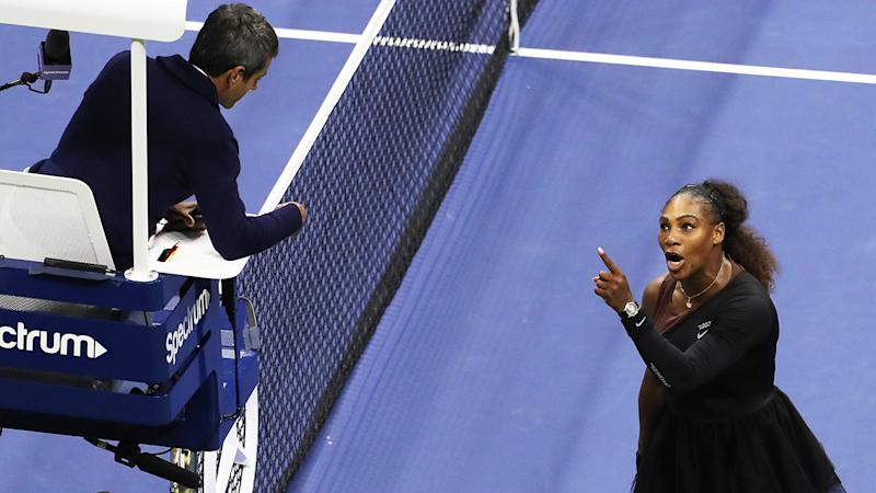 Williams ban for US Open umpire after Serena-Osaka