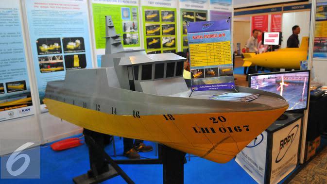Tekan Impor, Industri Kapal Indonesia Terus Dongkrak TKDN