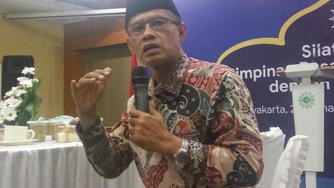 Minta Pilkada Ditunda, Haedar Nashir: Itu Masukan dari Muhammadiyah