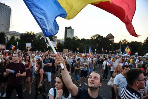 In the last 15 years, around four million people have left Romania -- one of the European Union's poorest member states with an average monthly wage of just 520 euros ($590)