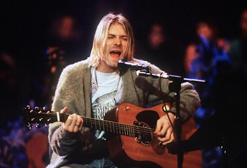 'Kurt Cobain Day' Installed in Rock Legend's Hometown