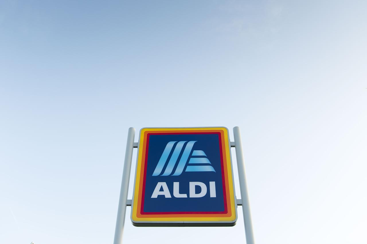 """<p>If you're lucky enough to live near an Aldi, we don't have to tell you that the supermarket chain has a cult following. That probably has something to do with the fact that Aldi products are high-quality takes on everyday essentials, super fun, totally inventive, and always delicious food and drink creations we didn't even know we needed (but we definitely do). From things you need for healthy dinners and lunches your kids will actually eat to products that make grocery shopping almost as fun as a day at the carnival—looking at you, <a href=""""https://www.delish.com/food-news/a32081944/aldi-funnel-cake/"""" target=""""_blank"""">funnel cake mix</a>—we've rounded up the Aldi finds that shoppers won't leave the store without.</p>"""