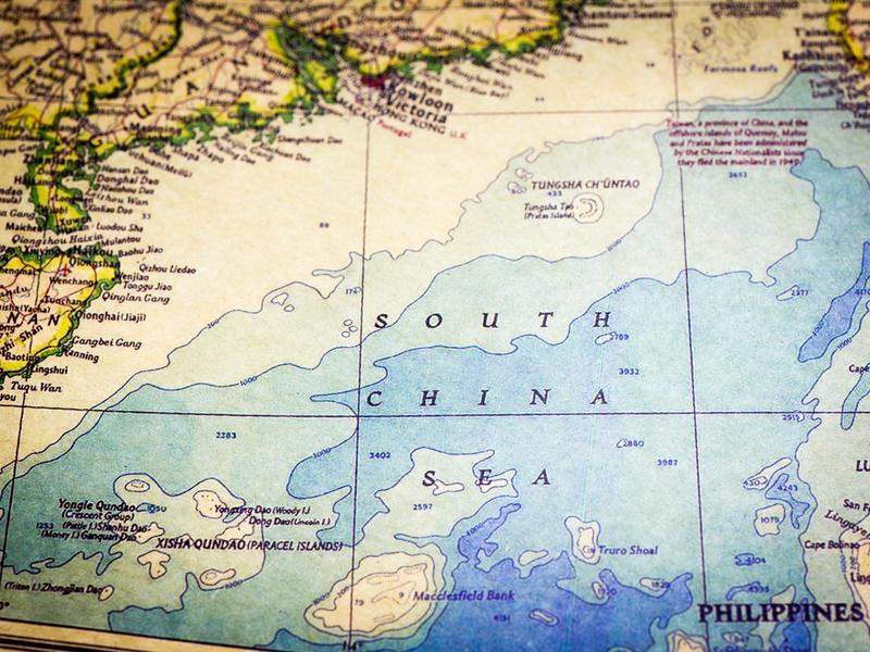 南海主權爭端已久 各國互不相讓