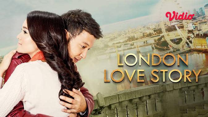 Film London Love Story. (Sumber: Vidio)