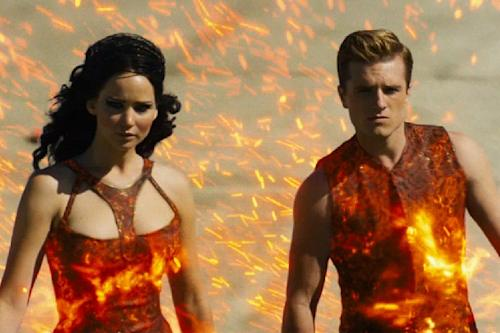 'Hunger Games: Catching Fire' Scores Huge $25.25M Opening on Thursday