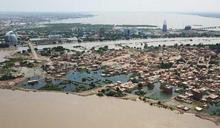 尼羅河猛漲破百年紀錄!水位暴漲17.6公尺 蘇丹全國幾乎滅頂