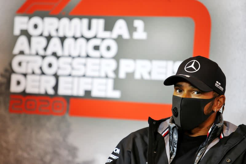 Hamilton against cutting trees for new Rio circuit