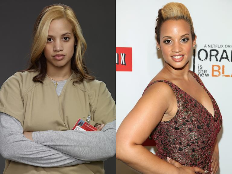 """Orange is the New Black"": Dascha Polanco"