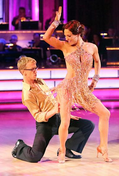 Andy Dick and Sharna Burgess (4/29/13)