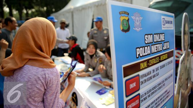 Cek Layanan SIM Keliling di Surabaya pada 19 Oktober 2020