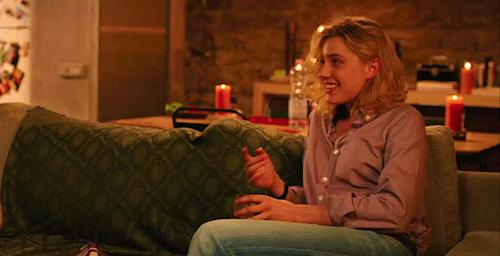 'To Rome With Love' star Greta Gerwig is wild about Woody Allen — just read her high school yearbook