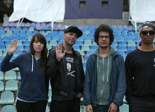 Bosnian Rainbows Cut Loose on 'Turtle Neck' – Song Premiere