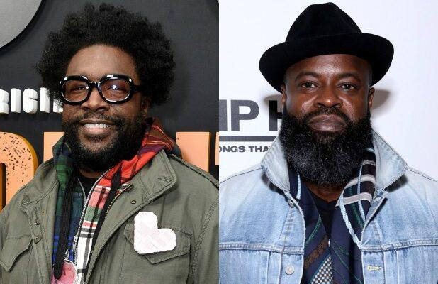 Questlove and Tarik Trotter of The Roots Sign First-Look Deal With Universal Television