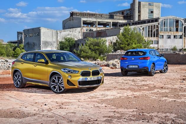 BMW X2 跨界新選手