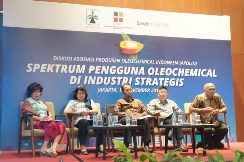 Industri oleokimia alami pertumbuhan positif