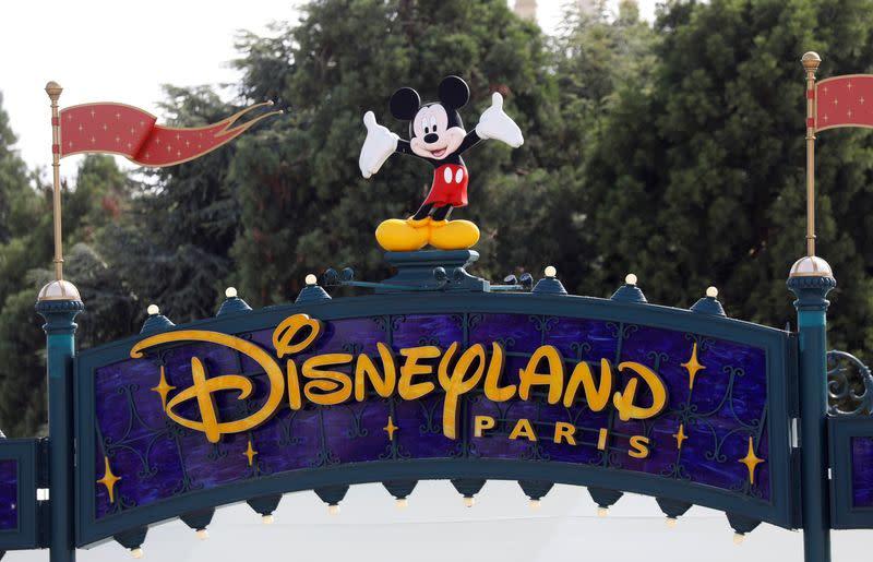 Masks mandatory at Mickey's when Disneyland Paris reopens