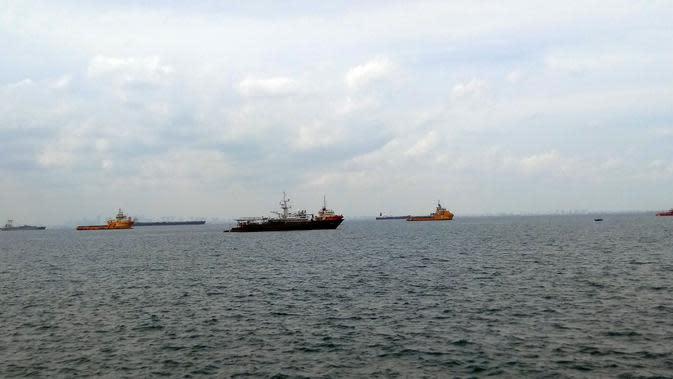 Pelabuhan Batu Ampar, Batam.