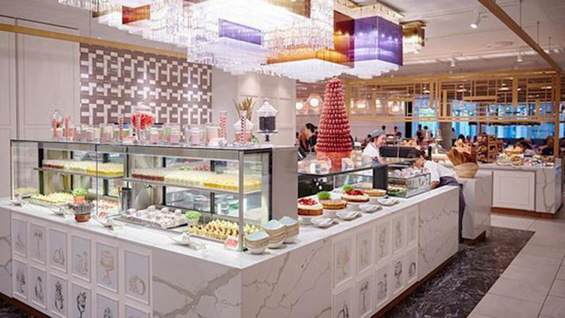 The Harvest Buffet at The Star Grand hotel and residences