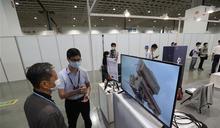 2020臺北國際光電展 中科院展示無人機防禦系統