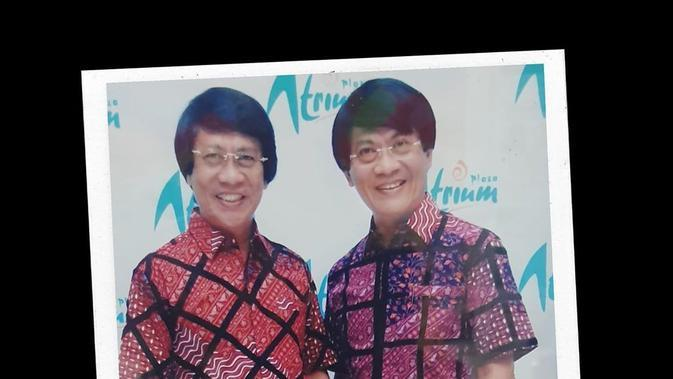 Potret Kresno Mulyadi Saudara Kembar Kak Seto. (Sumber: Instagram.com/kaksetosahabatanak)