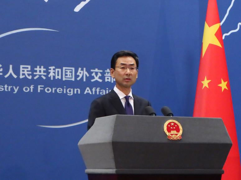 北京怒批「損主權」 籲美停止軍事聯繫