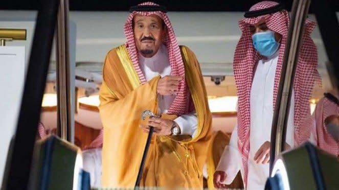 VIVA Militer: King Salman.
